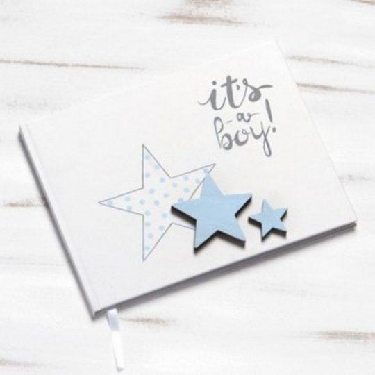 βιβλίο-ευχών-βάπτισης-αστέρι