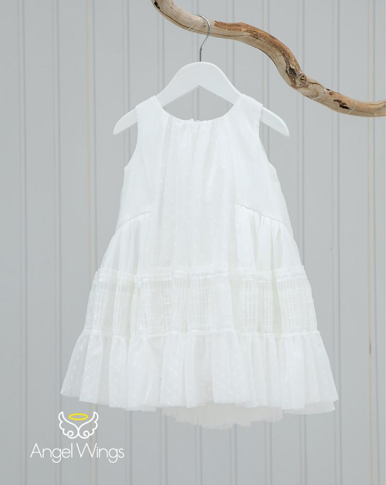 Βαπτιστικό φορεματάκι για κορίτσι 142