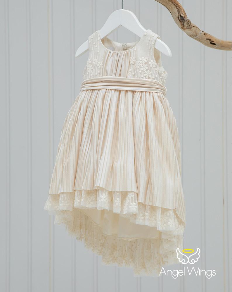 Βαπτιστικό φορεματάκι για κορίτσι