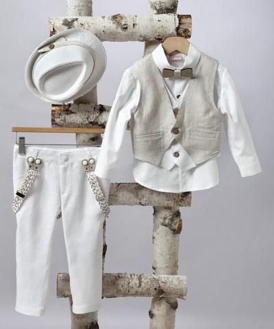 Κοστούμι βάπτισης για αγόρι